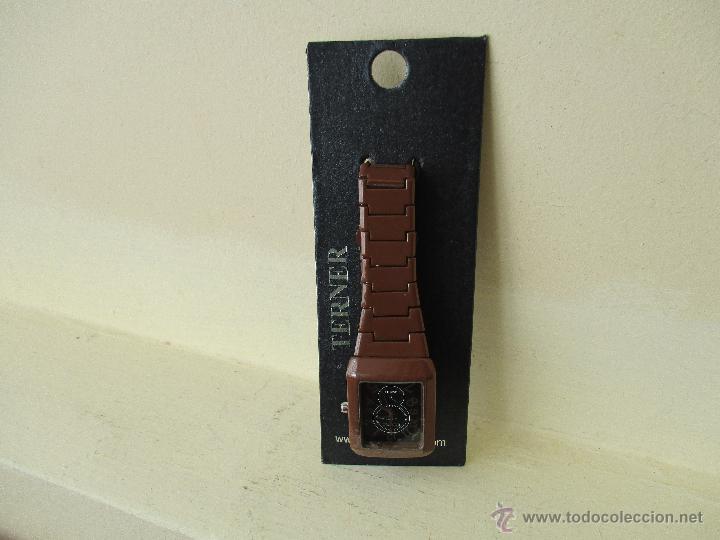 Relojes: RELOJ TERNER LH 886M QUARTZ CORREA METAL NUEVO - Foto 4 - 49478846