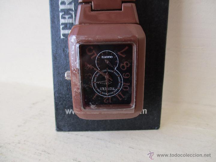 Relojes: RELOJ TERNER LH 886M QUARTZ CORREA METAL NUEVO - Foto 5 - 49478846