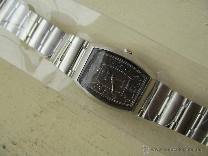 Relojes: RELOJ TERNER K 17147G MOV JAPONÉS QUARTZ CORREA METAL NUEVO - Foto 2 - 49479465