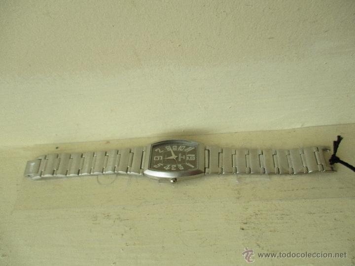 Relojes: RELOJ TERNER K 17147G MOV JAPONÉS QUARTZ CORREA METAL NUEVO - Foto 3 - 49479465