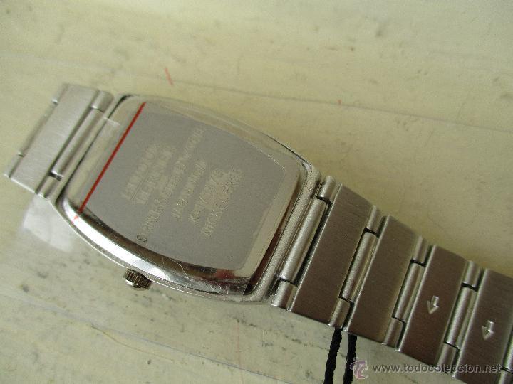 Relojes: RELOJ TERNER K 17147G MOV JAPONÉS QUARTZ CORREA METAL NUEVO - Foto 5 - 49479465