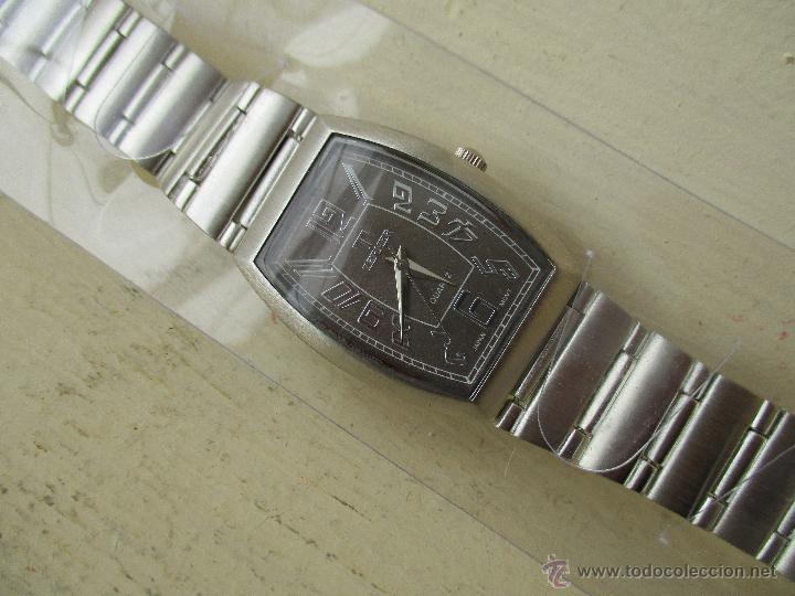 Relojes: RELOJ TERNER K 17147G MOV JAPONÉS QUARTZ CORREA METAL NUEVO - Foto 6 - 49479465