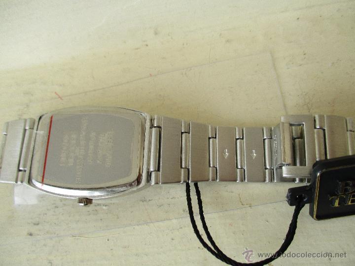 Relojes: RELOJ TERNER K 17147G MOV JAPONÉS QUARTZ CORREA METAL NUEVO - Foto 7 - 49479465