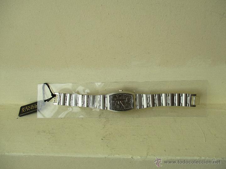 Relojes: RELOJ TERNER K 17147G MOV JAPONÉS QUARTZ CORREA METAL NUEVO - Foto 9 - 49479465