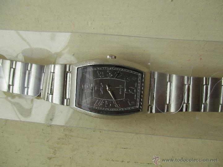 Relojes: RELOJ TERNER K 17147G MOV JAPONÉS QUARTZ CORREA METAL NUEVO - Foto 10 - 49479465