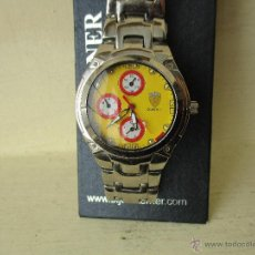 Relojes: RELOJ TERNER MOV JAPONÉS QUARTZ NUEVO. Lote 49479671
