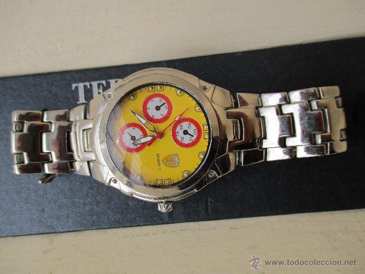 Relojes: RELOJ TERNER MOV JAPONÉS QUARTZ NUEVO - Foto 3 - 49479671