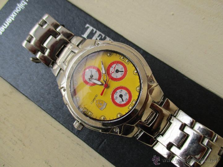 Relojes: RELOJ TERNER MOV JAPONÉS QUARTZ NUEVO - Foto 4 - 49479671