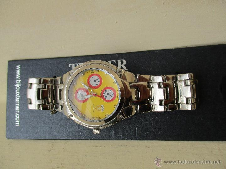 Relojes: RELOJ TERNER MOV JAPONÉS QUARTZ NUEVO - Foto 5 - 49479671