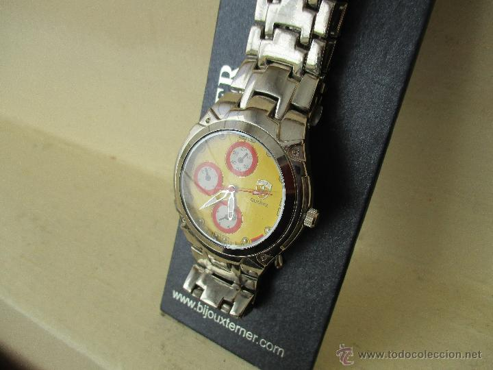 Relojes: RELOJ TERNER MOV JAPONÉS QUARTZ NUEVO - Foto 7 - 49479671