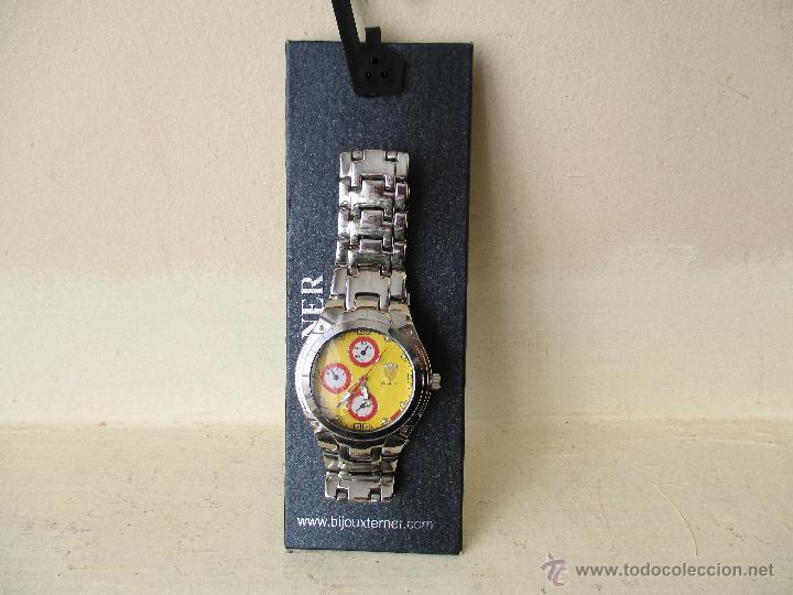 Relojes: RELOJ TERNER MOV JAPONÉS QUARTZ NUEVO - Foto 8 - 49479671