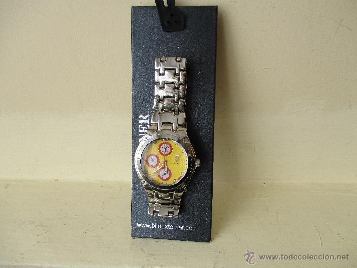 Relojes: RELOJ TERNER MOV JAPONÉS QUARTZ NUEVO - Foto 9 - 49479671