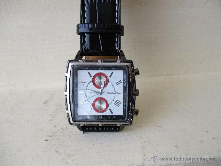 RELOJ DE HOMBRE MONTRES CARLO 30902 QUARTZ MOV WATER RESISTANT NUEVO (Relojes - Relojes Actuales - Otros)