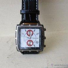 Relojes: RELOJ DE HOMBRE MONTRES CARLO 30902 QUARTZ MOV WATER RESISTANT NUEVO . Lote 49480664