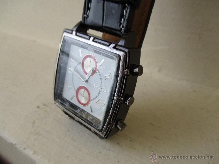 Relojes: RELOJ DE HOMBRE MONTRES CARLO 30902 QUARTZ MOV WATER RESISTANT NUEVO - Foto 3 - 49480664