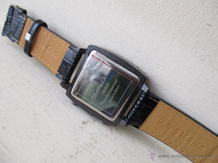 Relojes: RELOJ DE HOMBRE MONTRES CARLO 30902 QUARTZ MOV WATER RESISTANT NUEVO - Foto 10 - 49480664