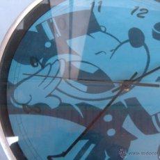 Relojes: RELOJ DE PARED MICKEY. Lote 49525823