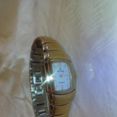 Relojes: PRECIOSO RELOJ DE SEÑORA FESTINA CHAPADO EN ORO. GOLD PLATED 5 MIC. RESISTENTE AL AGUA.. Lote 49622790