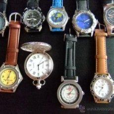 Relojes: COLECCION DE RELOJES DE PULSERA - COLECCION ALTAYA. Lote 49824813