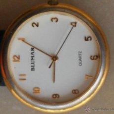 Relojes: RELOJ BLUMAR - QUARTZ - NO FUNCIONA. Lote 122824156