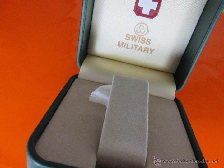 Relojes: caja para reloj-suiza-swiss military-nueva-ver fotos. - Foto 7 - 49996180