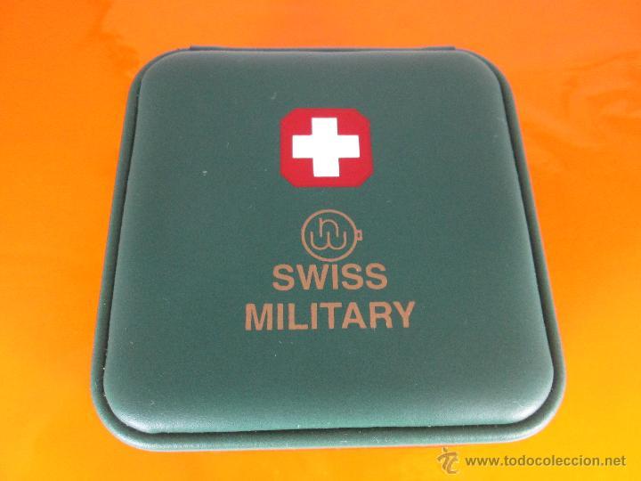 Relojes: caja para reloj-suiza-swiss military-nueva-ver fotos. - Foto 8 - 49996180