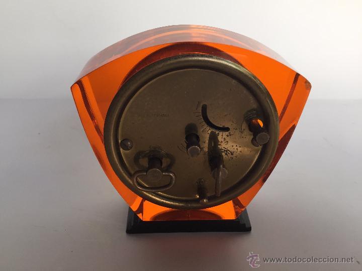 Relojes: RELOJ DESPERTADOR ALEMAN GOLDBUHL CARGA MANUAL AÑOS 50 60 - Foto 5 - 50027658