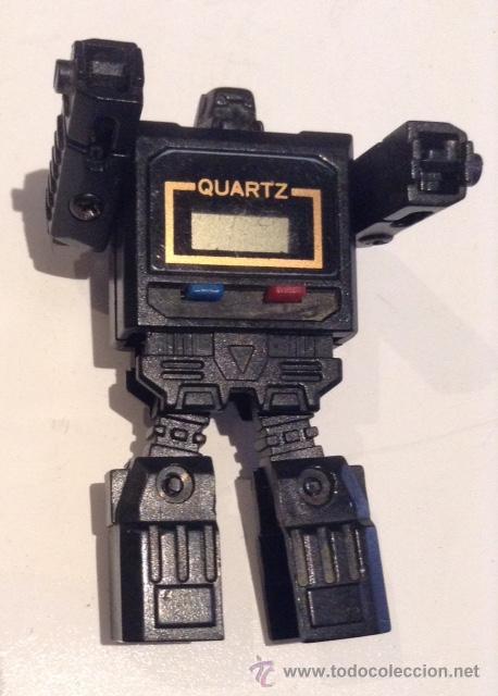 matar Galantería cohete  Reloj transformer de los años 80 quartz watch r - Sold through Direct Sale  - 50093940