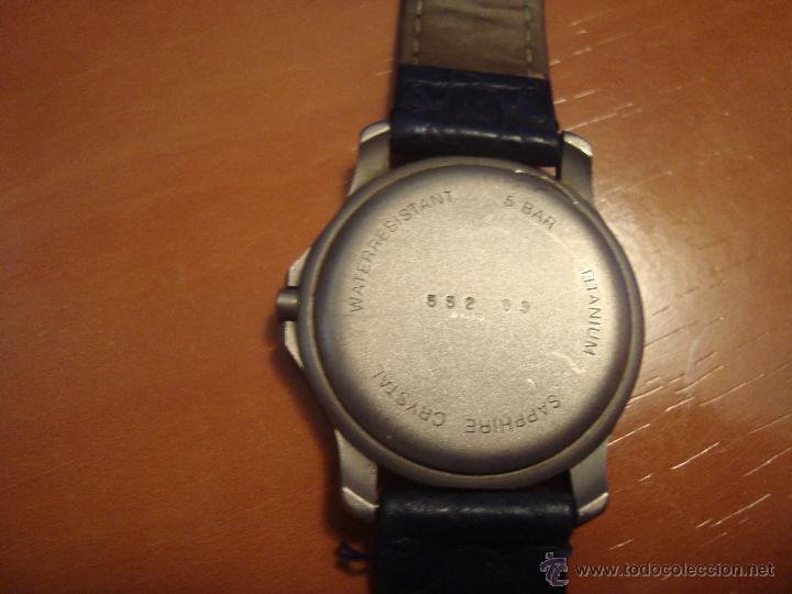 50343970 Directa Reloj En Boccia Vendido Venta WHIDE29