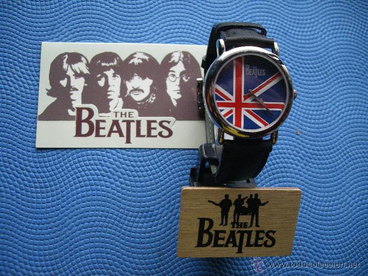 Relojes: Reloj THE BEATLES reloj commemorativo Apple Corps. LTD 1993 SIN USO n 11 FUNCIONANDO VER PDELUXE - Foto 5 - 47740544