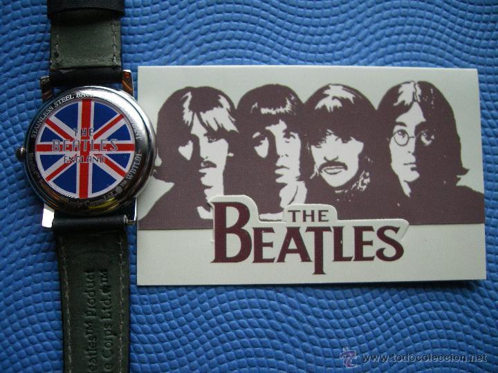 Relojes: Reloj THE BEATLES reloj commemorativo Apple Corps. LTD 1993 SIN USO n 11 FUNCIONANDO VER PDELUXE - Foto 6 - 47740544