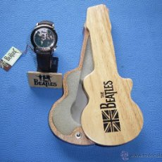 Relojes: THE BEATLES RELOJ COMMEMORATIVO APPLE CORPS. LTD 1993 SIN USO Nº 2 FUNCIONANDO VER FOTOS. PDELUXE.. Lote 50500230