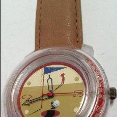 Relojes: RELOJ DE PULSERA CHAFF - COLECCIÓN RELOJES RECICLADOS SERIE LIMITADA - ENVÍO GRATIS A ESPAÑA. Lote 50761428