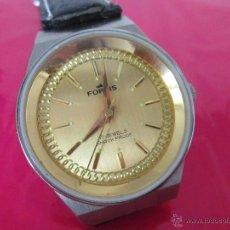 Relojes: RELOJ-SUIZO-FORTIS-CABALLERO-37 MM CON CORONA-FUNCIONANDO-CARGA MANUAL-MUY BUEN ESTADO-VER FOTOS.. Lote 51015243
