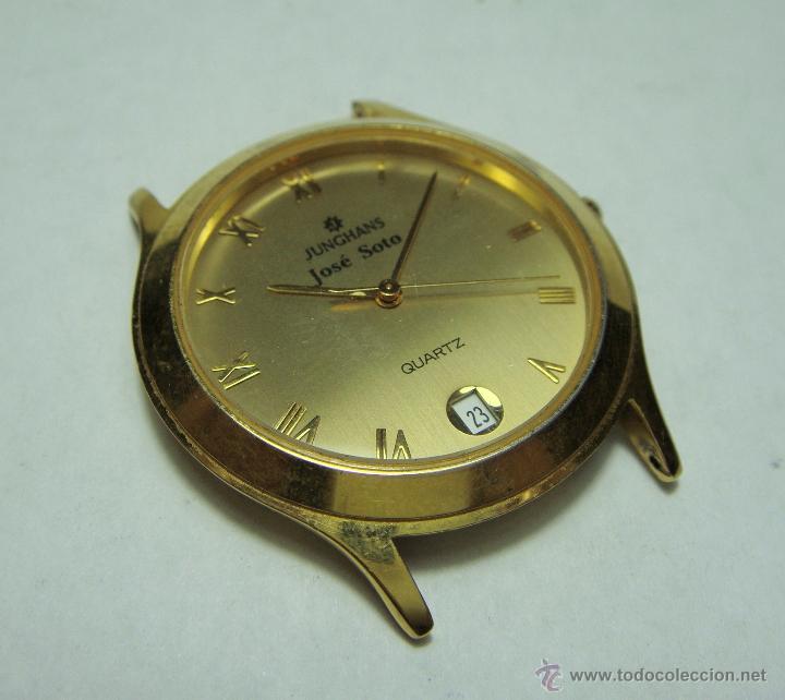 De De SotoQuartz Reloj José PulseraJunghans Reloj bf7ygv6Y