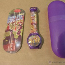 Relojes: RELOJ TIPO SWATCH ARTIME COLLECTION TARDE DE DOMINGO...SEURAT. Lote 51461025