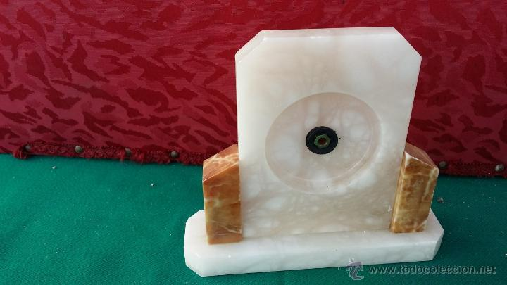 Relojes: reloj de alabastro decoracion - Foto 2 - 51604295