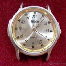 Relojes: PRECIOSO RELOJ IMOTO. Lote 51716520