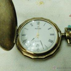 Relojes: RELOJ CUARZO MARCA POTENS, BUENA MÁQUINA. Lote 52869982