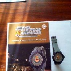 Relojes: COLECCION DE RELOJES DE LAS FUERZAS ARMADAS, REGIMIENTO DE INFANTERIA MECANIZADA CORDOBA N° 10.. Lote 53145429