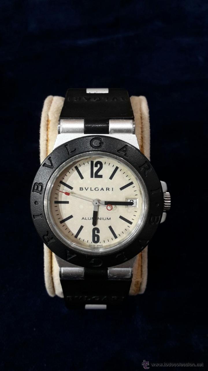 8960db267890 Original reloj bvlgari bulgari automatic alumin - Sold through ...