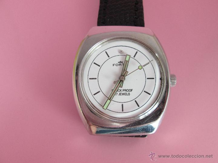 Relojes: RELOJ-FORTIS-FUNCIONANDO-VER FOTOS. - Foto 3 - 178827970