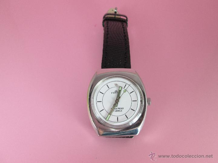 Relojes: RELOJ-FORTIS-FUNCIONANDO-VER FOTOS. - Foto 5 - 178827970