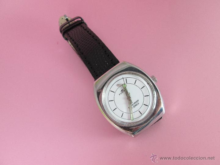 Relojes: RELOJ-FORTIS-FUNCIONANDO-VER FOTOS. - Foto 6 - 178827970