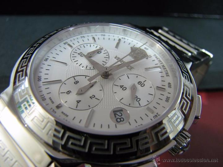 6543cac32107 Reloj versace hombre quartz chrono - Vendido en Venta Directa - 53664926