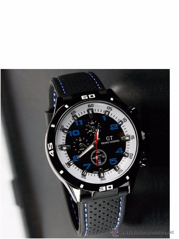 b69126655752 Reloj deportivo grand touring sports gt - Vendido en Subasta - 53685105