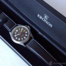 Relojes: RELOJ PULSERA KRONOS. Lote 100355944