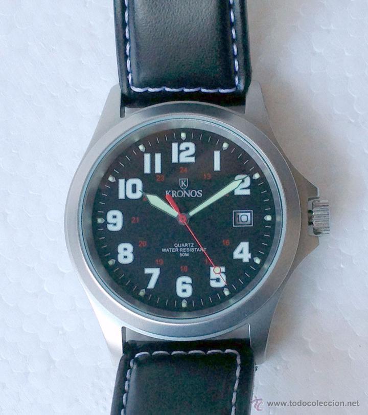 Relojes: RELOJ PULSERA KRONOS - Foto 2 - 100355944