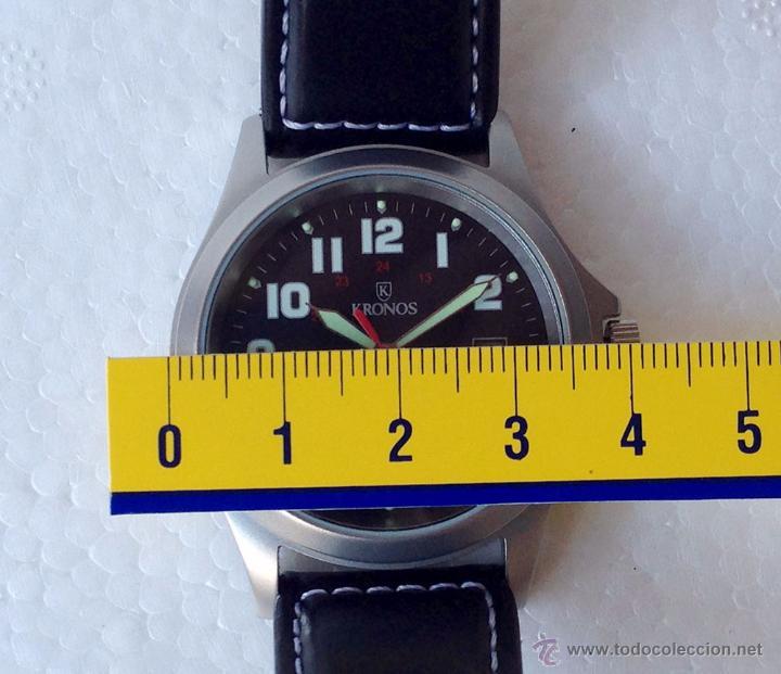 Relojes: RELOJ PULSERA KRONOS - Foto 5 - 100355944