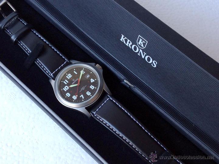 Relojes: RELOJ PULSERA KRONOS - Foto 6 - 100355944